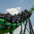 green lantern roller coaster nj