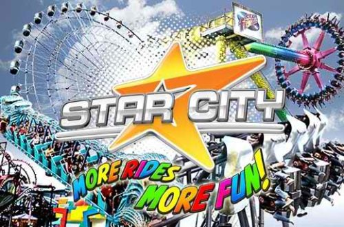 Star City Operating Hours