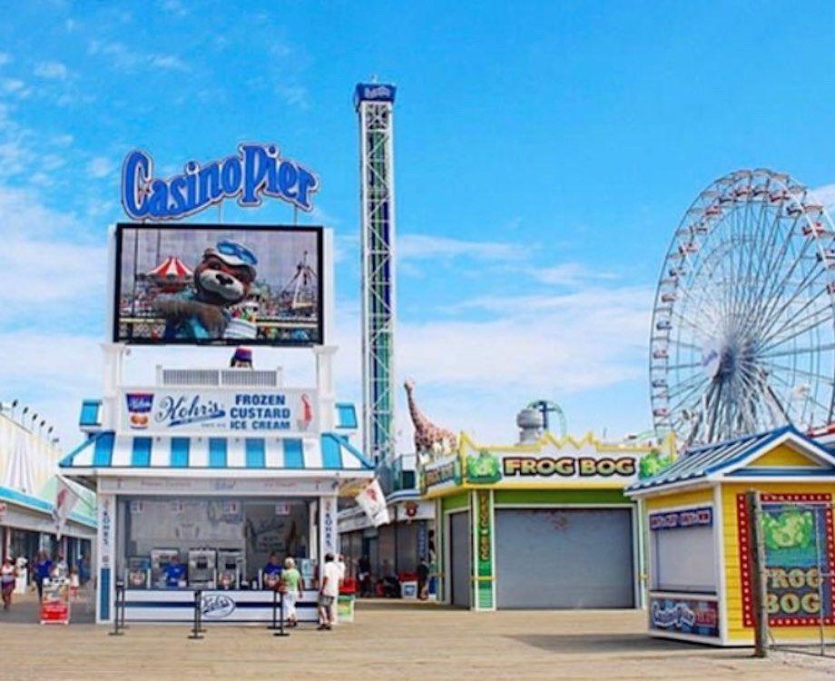 Casino pier breakwater beach hours philly park casino girls